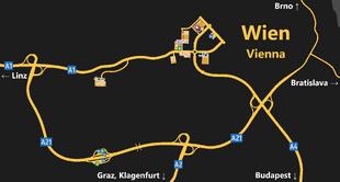 Карта из ETS 2