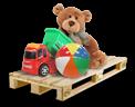 Cargo icon Toys