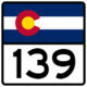 Co 139 shield