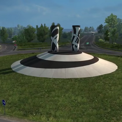 The Totems Roundabout