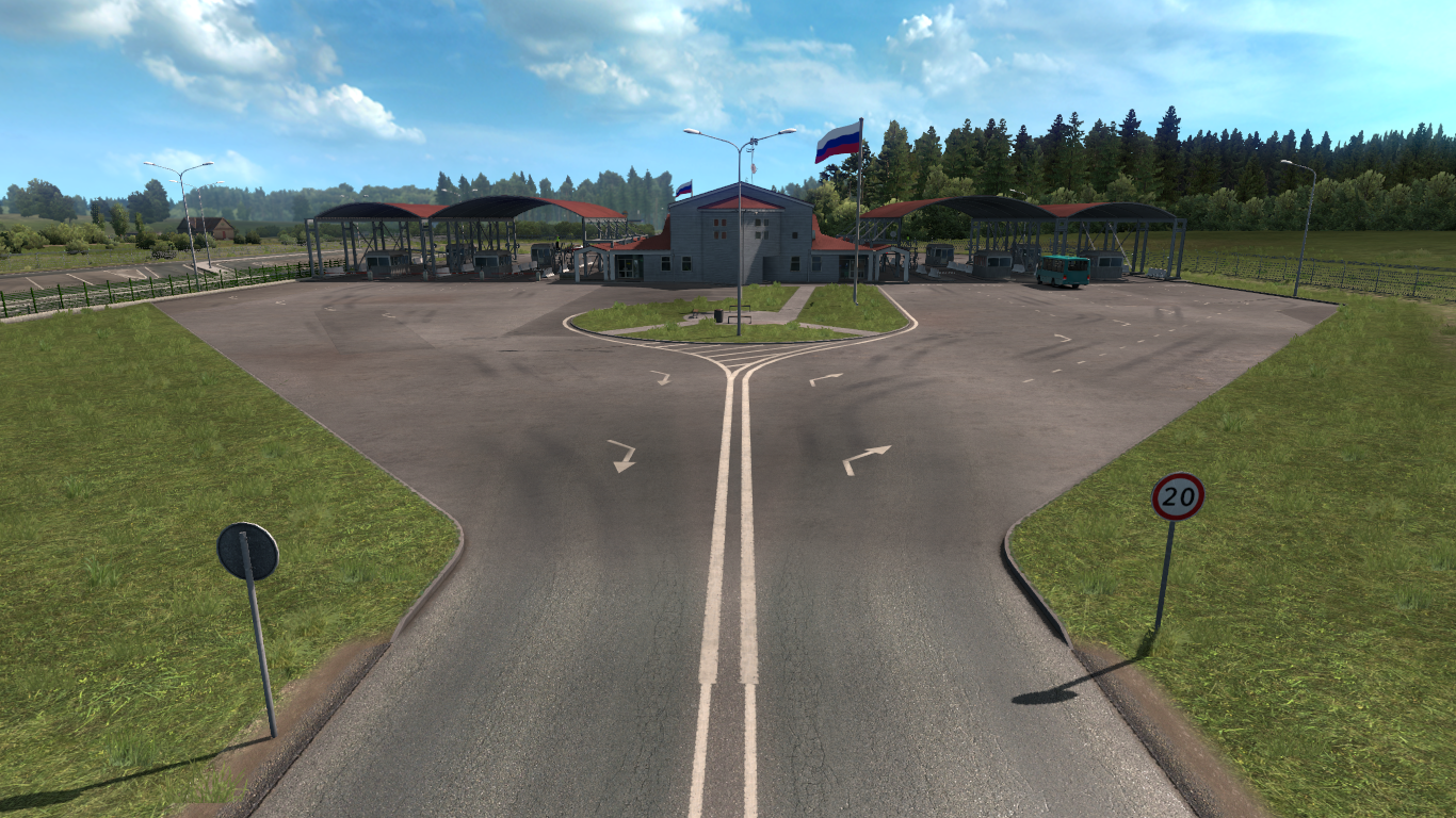 Russia | Truck Simulator Wiki | FANDOM powered by Wikia
