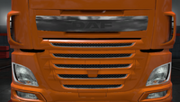 Daf xf euro 6 front mask paint