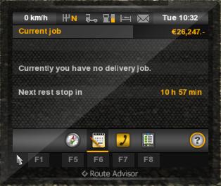 Job display