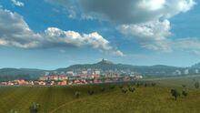 Nitra panorama