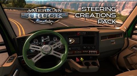 American Truck Simulator - Steering Creations Pack DLC-1537447710
