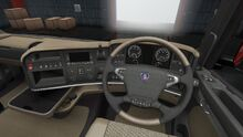 Scania Streamline Interior Exclusive UK-0