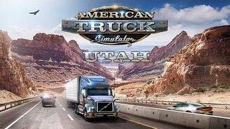 American Truck Simulator - Utah DLC