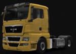 MAN Truck at dealer 1