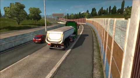 Euro Truck Simulator 2 - Czech D1