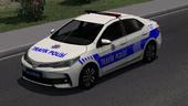 Police Turkey