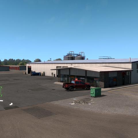 Voltison Motors warehouse