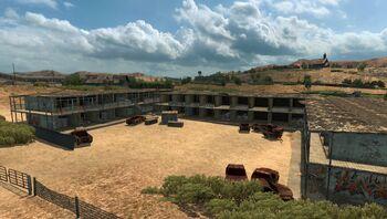 Deserted Motel