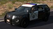 Police California Utility