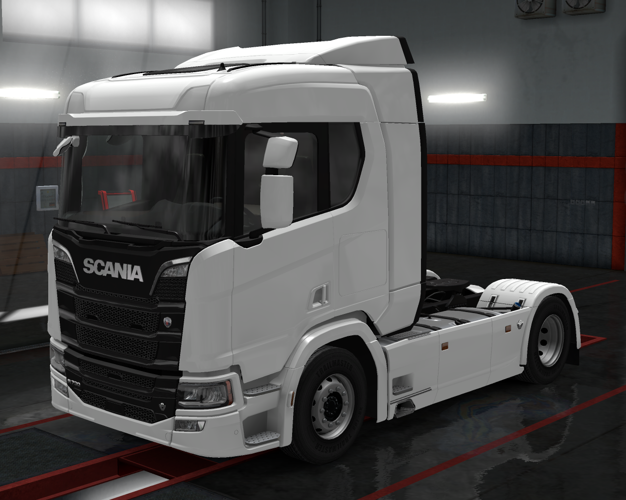scania r truck simulator wiki fandom powered by wikia. Black Bedroom Furniture Sets. Home Design Ideas