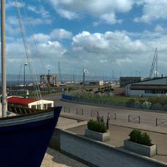 Port of Moulin-Blanc