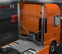 Daf xf euro 6 rear exhaust daf eindhoven