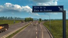 Aire de la Baie de Somme