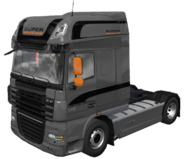 DAF Limited Edition Front