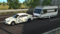 Ets2 BMW 5 Caravan