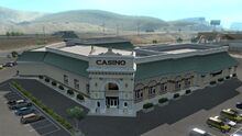 West Wendover Peppermill Casino