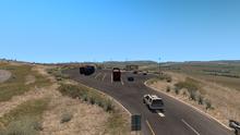 Deadman Pass Lookout Area