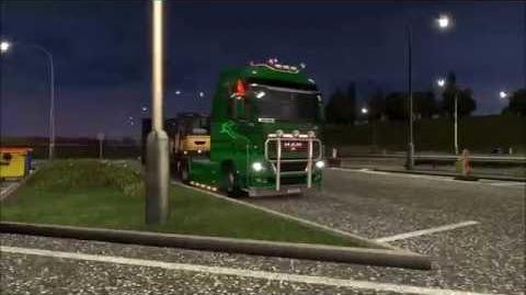 Euro Truck Simulator 2 - Hungary M15