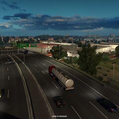 Euro Truck Simulator 2: Italia | Truck Simulator Wiki
