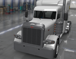 Peterbilt 389 Metal Deflector Exclusive
