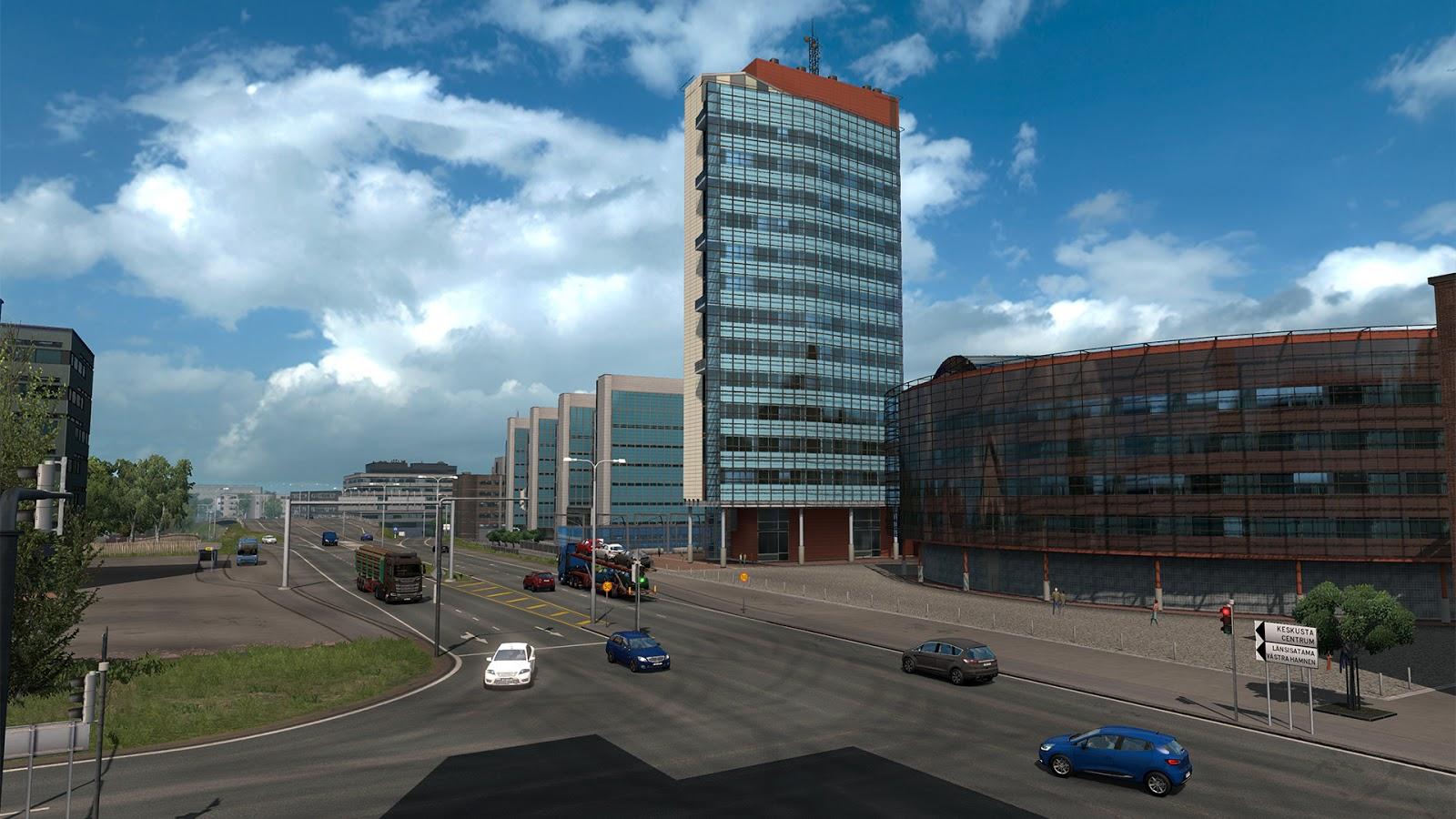 Helsinki | Truck Simulator Wiki | FANDOM powered by Wikia