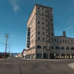 Tioga Building