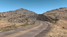 AZ Virgin River Gorge