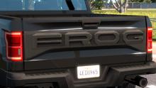 ATS Ford Logo Frog