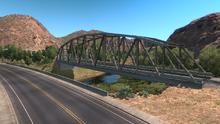 Clifton UP - Clifton Bridge