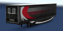 ETS2 Aerodynamic Refrigerated
