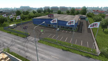 Depot (Scandinavia & Vive la France!)