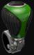 Steering Knob Standard Green
