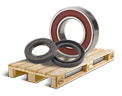 Cargo icon Sealed bearings