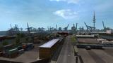 Hamburg harbour new