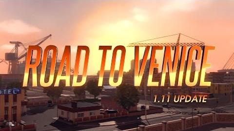ETS2 - Road to Venice Update - Trailer