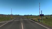 Level crossing Estonia