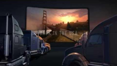 American Truck Simulator Teaser