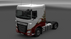 Daf xf euro 6 paint blade
