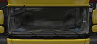 Daf xf 105 plate daf eindhoven solid led