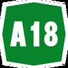 Italy A18 shield