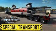 American Truck Simulator Special Transport
