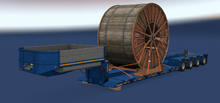 ETS2 Industrial Cable Reel