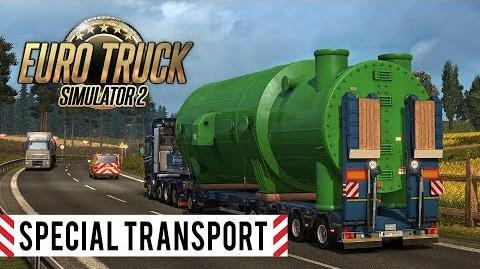 ETS2- Special Transport DLC Trailer