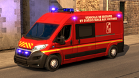 Ets2 Fiat Ducato Ambulance fr