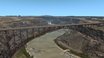 I. B. Perrine Bridge