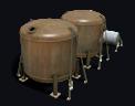 Cargo icon Pressure tank